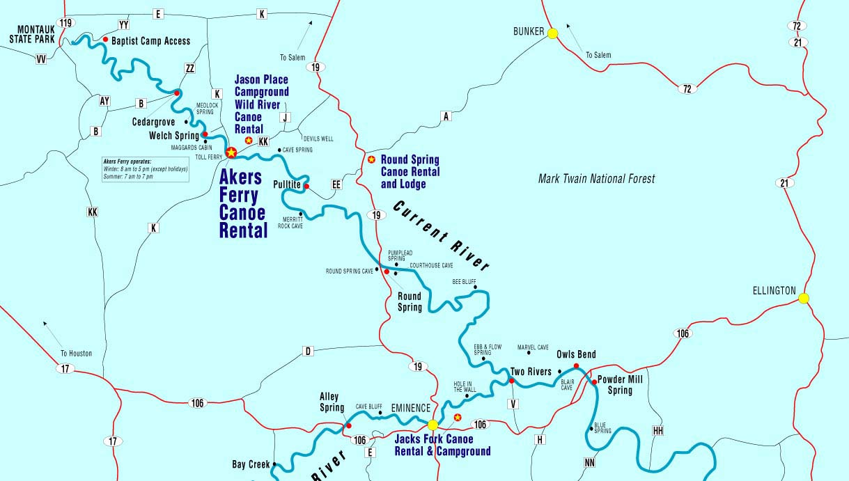 missouri current river float trips